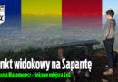 Rumunia Maramuresz – Punkt widokowy na Sapantę