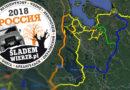 Morze Białe – Belomorsk – Onega – Archangelsk. Track z trasy