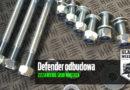 Defender śruby wnętrza