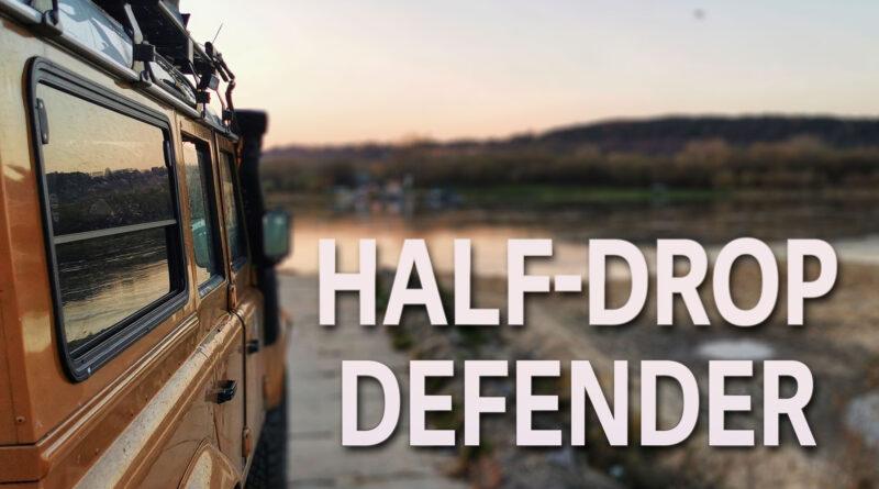 Nowe okno w Defenderze – Explore Glazing Half Drop