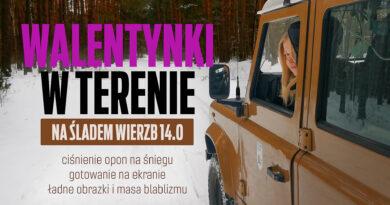 Walentynki w Terenie | Nocowanie w samochodzie | trochę o ciśnieniu w oponach i gotowaniu